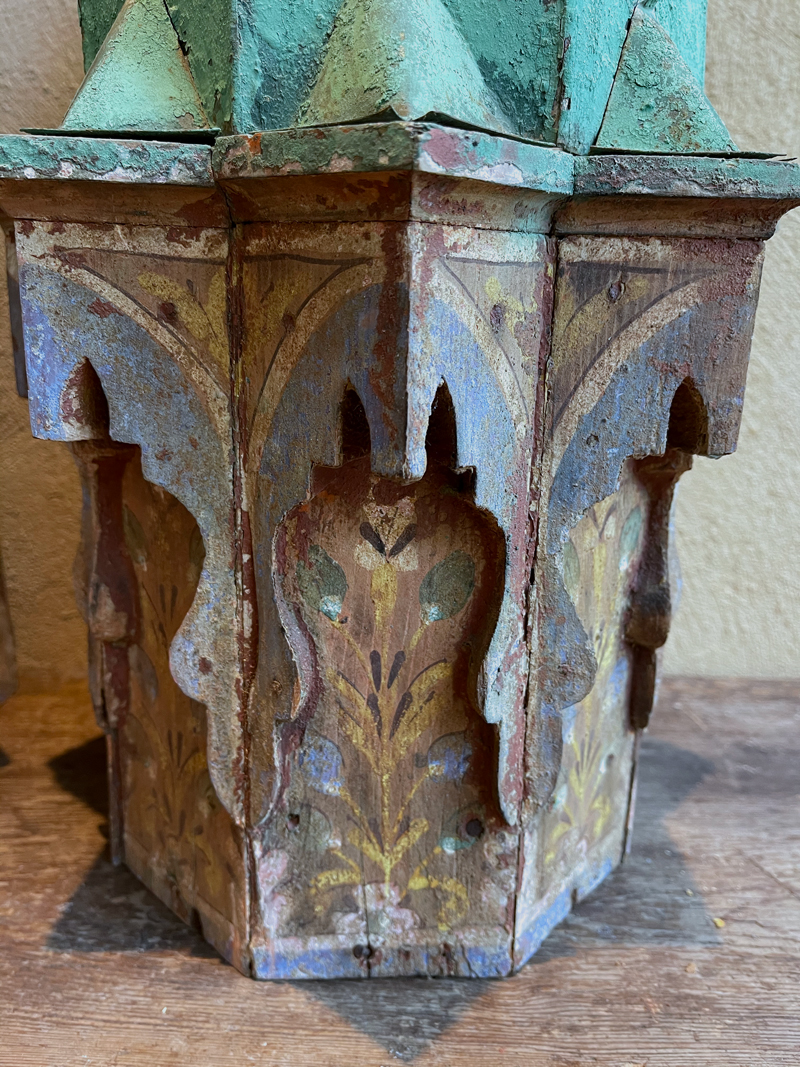 Pair of Moorish Ornaments