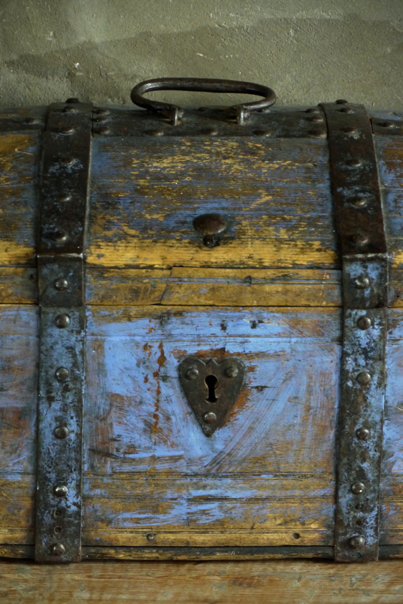 Large Swedish Chest