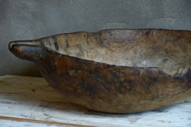 Swedish Wooden Bowl